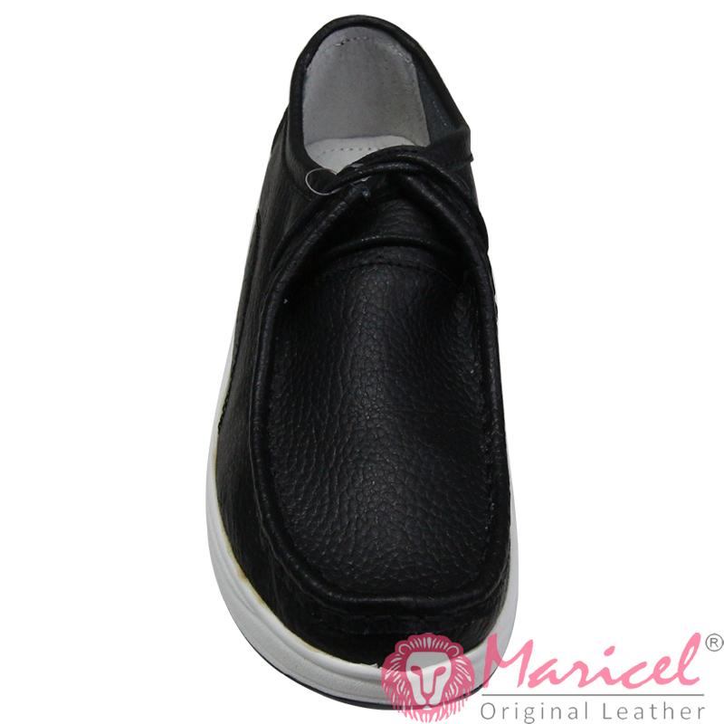 Pantofi de dama din piele naturala MAR-317