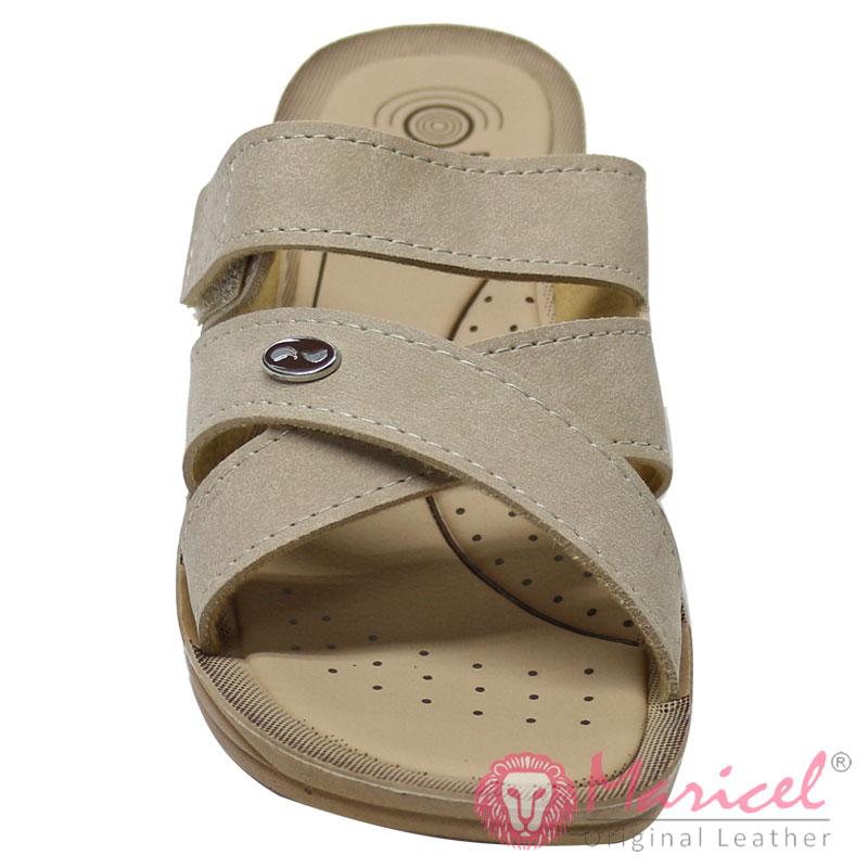 Papuci dama casual piele MAR-241