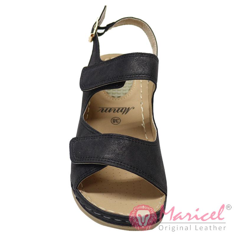 Sandale dama casual din piele MAR-232