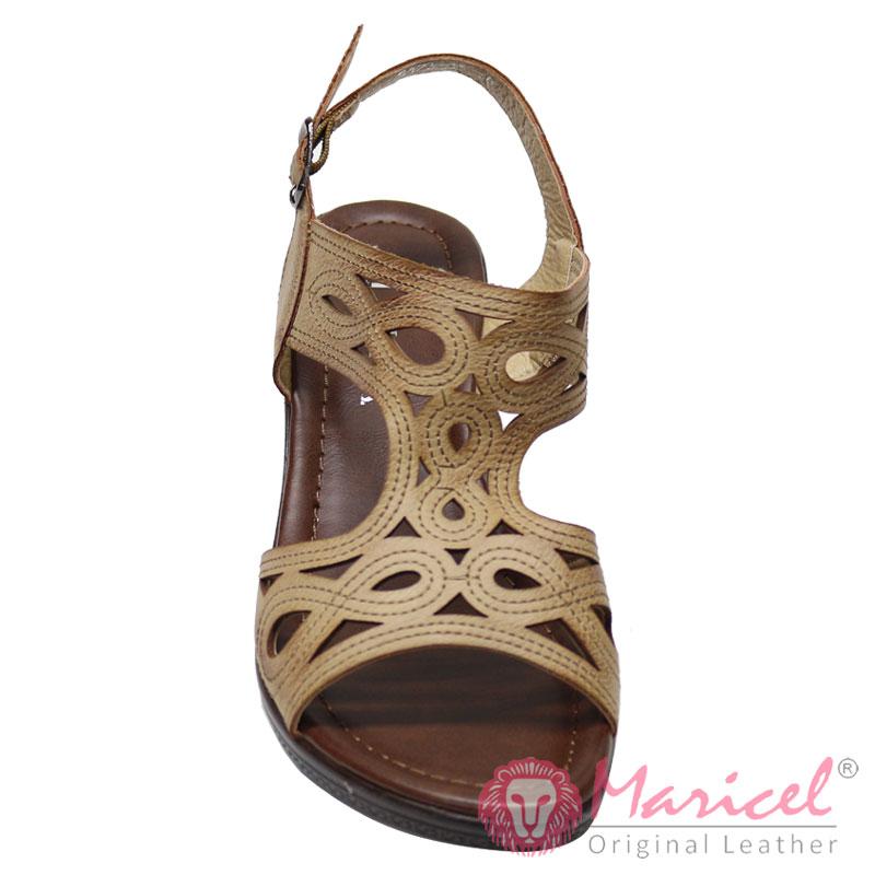 Sandale dama casual din piele MAR-238