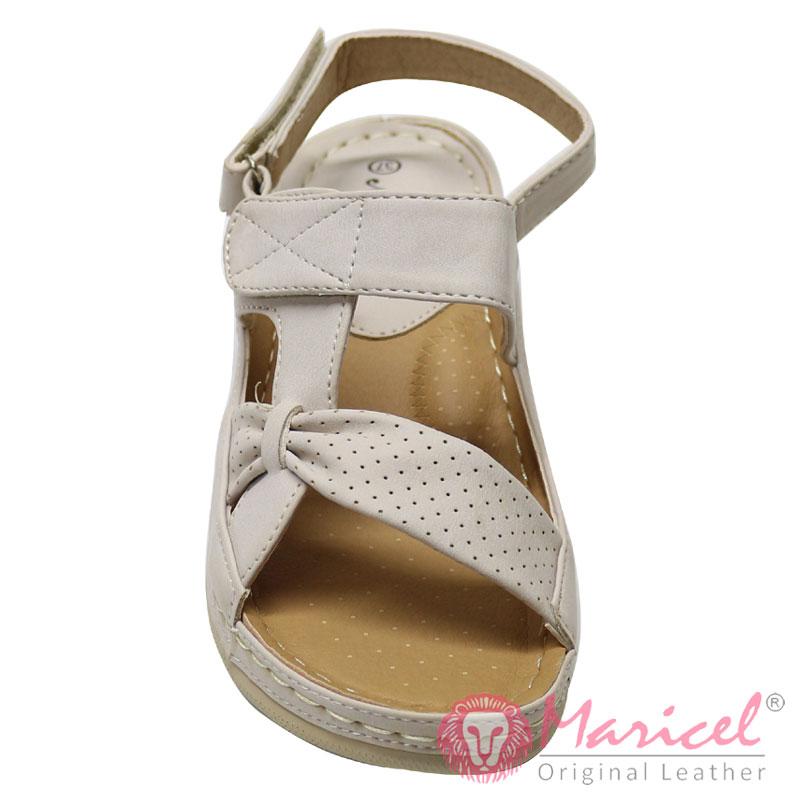 Sandale dama casual din piele MAR-250