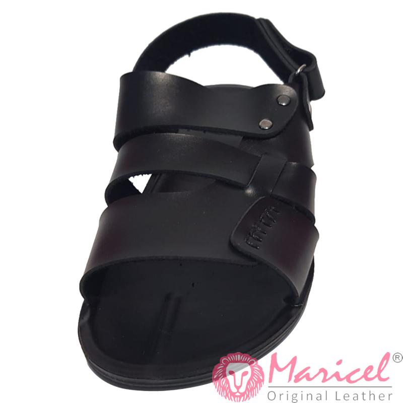 Sandale barbati casual din piele MAR-279