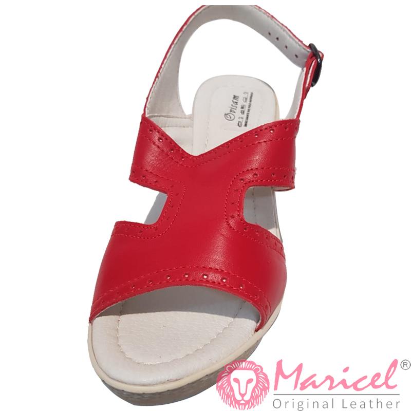 Sandale dama din piele naturala MAR-283